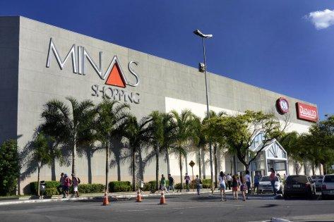 Hotel perto do Minas Shopping em BH