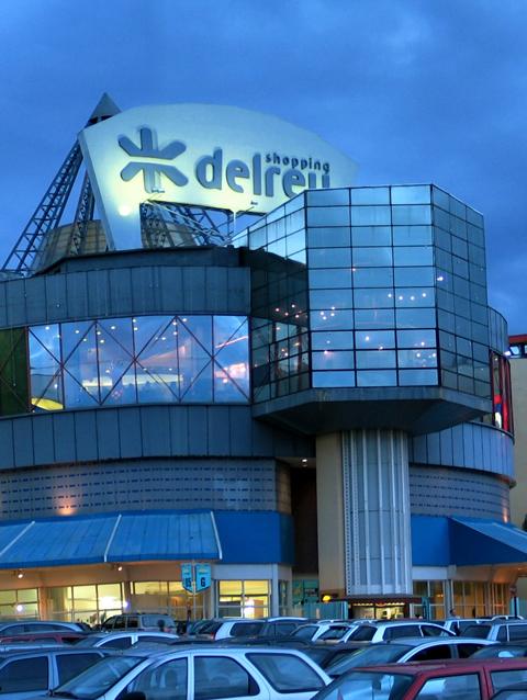Shoppings Próximos ao Hotel - Shopping Del Rey